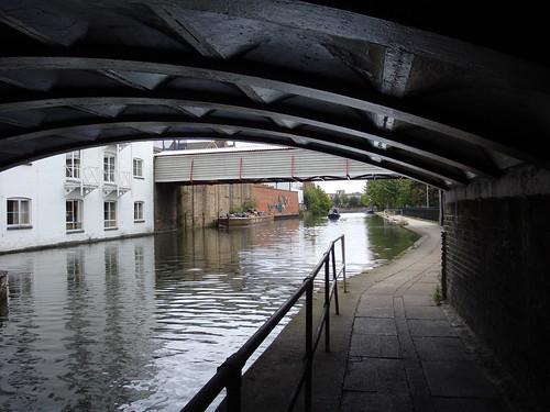 London Canal stroll (09/7/2008) width=