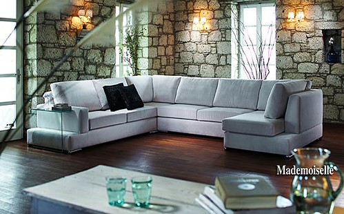 North Cyprus Furniture – Mademoiselle Sofa Set