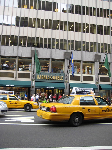 Barnes & Noble Fifth Avenue New York