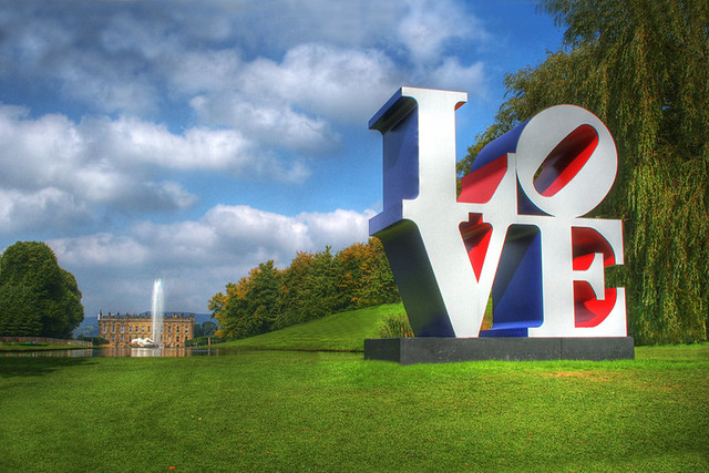 Robert Indiana - The American Love
