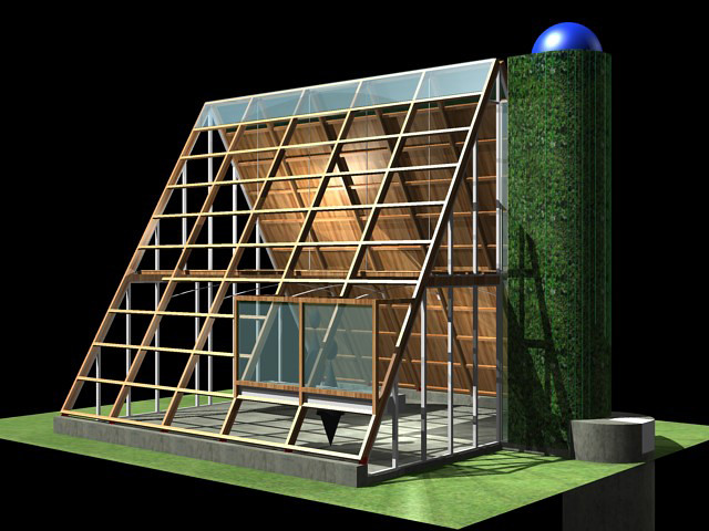 Casa ecol gica prefabricada img 03 explore el art fice - Casa ecologica prefabricada ...