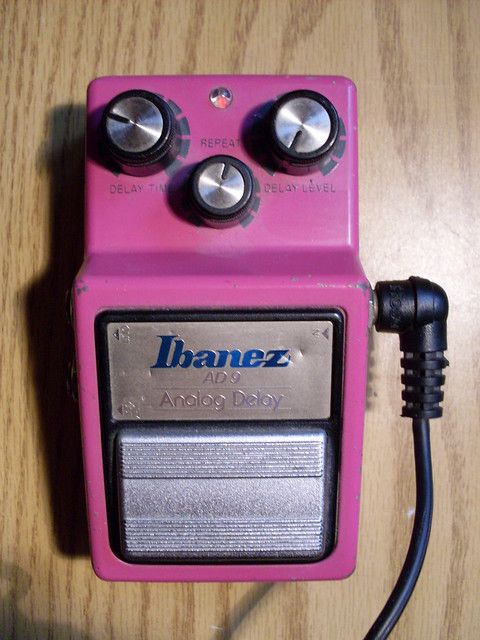 Photo:Vintage Ibanez AD-9 On By Roadside Guitars