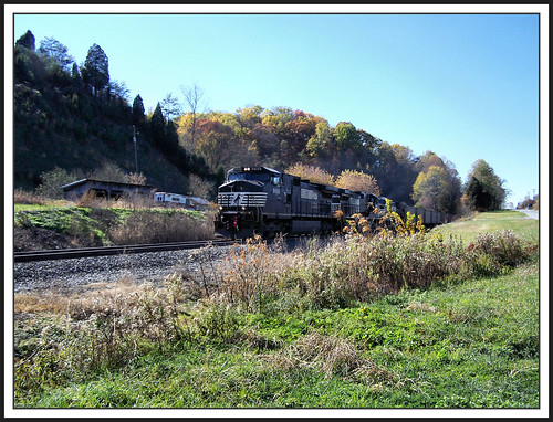 railroad train virginia explore norfolksouthern scottcounty