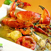 Peruvian food: Parihuela de Tramboyo