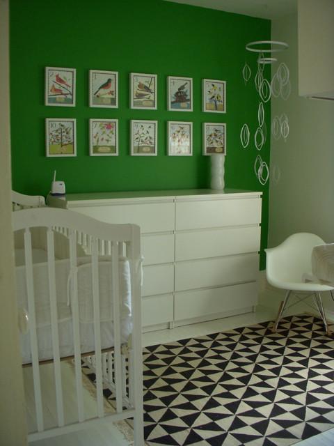 baby's room, Nikon COOLPIX S50