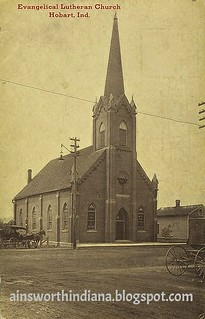 Evangelical Lutheran Church circa 1910
