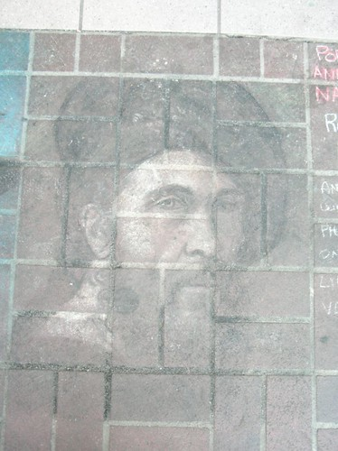 Nice Pavement Art photos