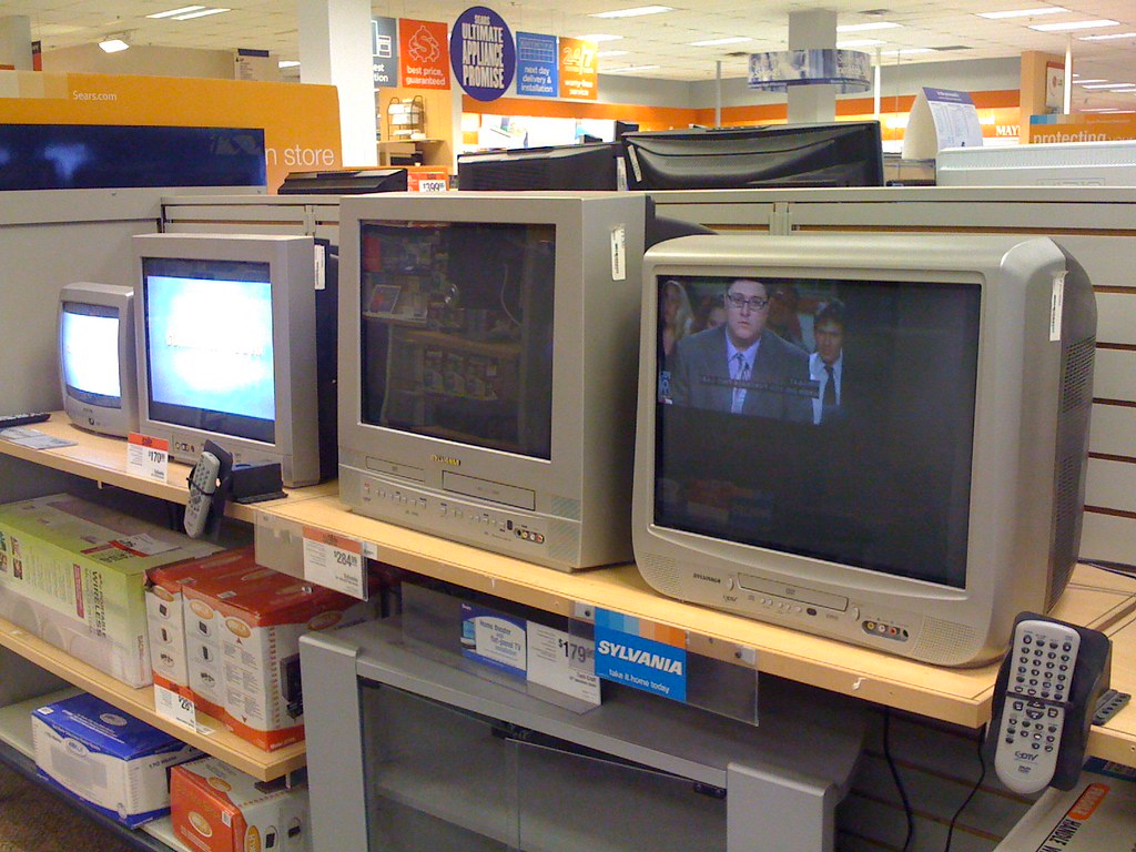 TV display