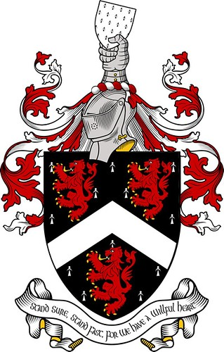 Coombs Coat of Arms by