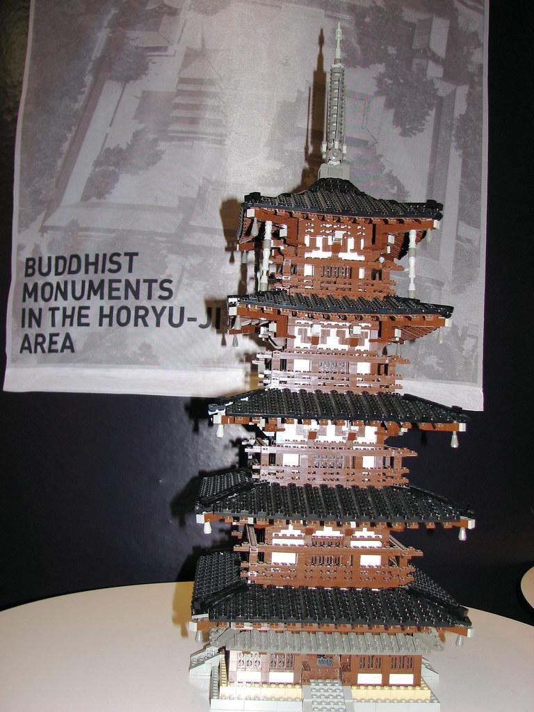 Έκθεση LEGO της Unesco για την επέτειο των 40 χρόνων της 2483685301_9db3cacba4_b