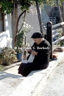 Satriano di Lucania (PZ), 1975.