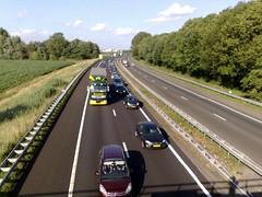 20km traffic jam rulez