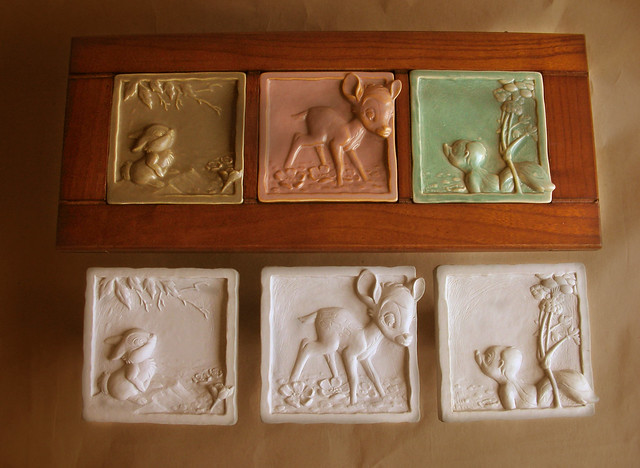 Bambi Craftsman Style Ceramic Tiles Designed By Jody