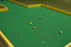 indoor games and sports(0.0), snooker(0.0), recreation(0.0), cue stick(0.0), pool(0.0), billiard table(0.0), table(0.0), carom billiards(0.0), english billiards(0.0), cue sports(0.0), individual sports(1.0), sports(1.0), games(1.0), miniature golf(1.0),