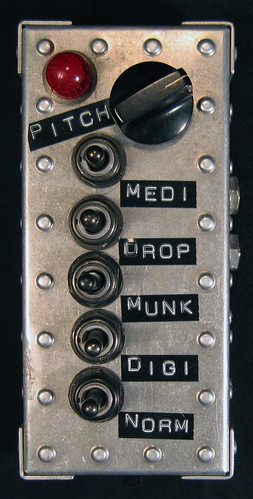 Transmogrifier.Audio Front Panel by Aud1073cH