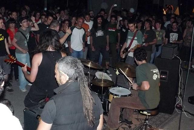 Los Breves En EL Aritzatxu 2008 (Bermeo)