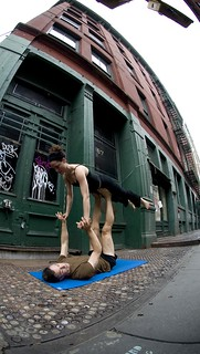 Yoga Yoga Everywhere