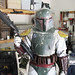 Boba Fett costume, built by me