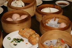 dim sum food, meal, food, dish, shumai, cuisine,
