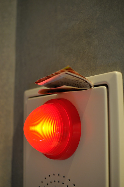 emergency bell | Flickr - Photo Sharing!