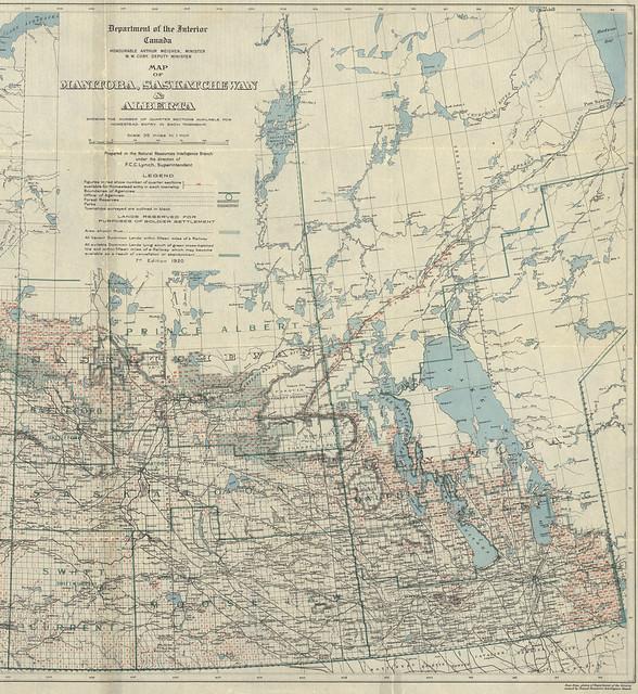 Manitoba Department Of Natural Resources
