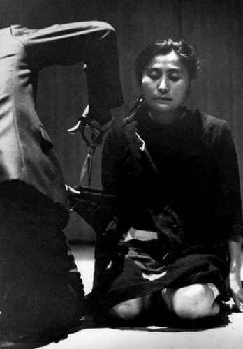 CUT PIECE (1964) by Yoko Ono official