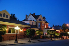 Old Richmond Inn at Twilight