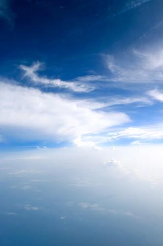 blue sky bengkulu