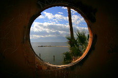 Another view out a porthole