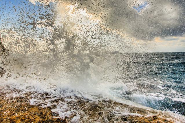 Mediterranean fury