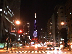 東京タワー「ダイヤモンドヴェール(ドリーム・ピンク)」