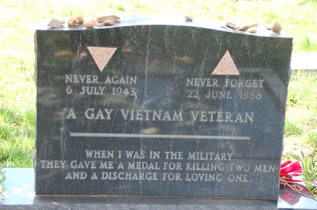 A Gay Vietnam Veteran 102