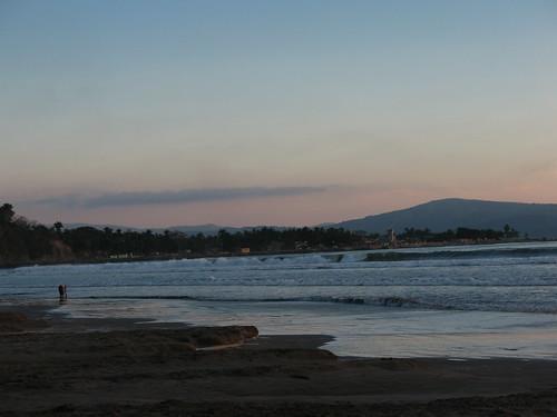 sunset beach geotagged mexico atardecer mar playa nayarit arena cielo sanblas matanchen bahiadematanchen geo:lat=21494468 geo:lon=105200105