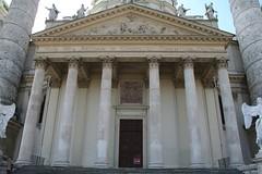 Karlskirche - Viena