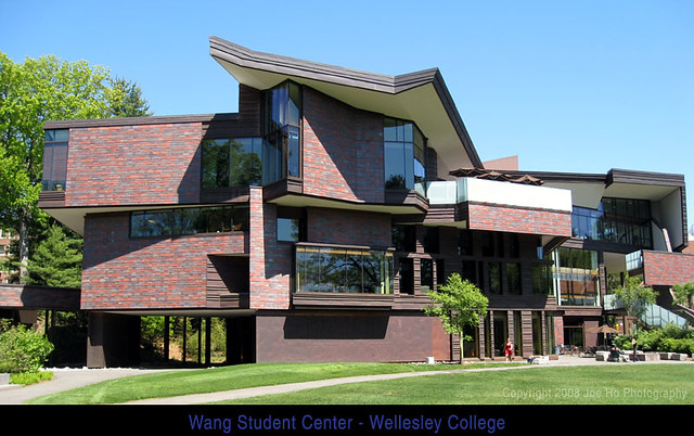 Wellesley College Sport Center 33