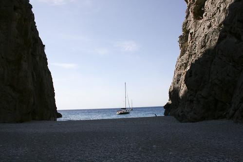 Scene of Mallorca Majorca Spain