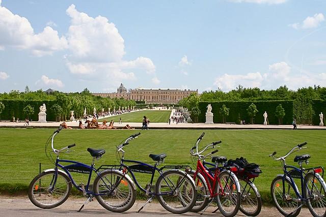 bike tour of versailles flickr photo sharing. Black Bedroom Furniture Sets. Home Design Ideas