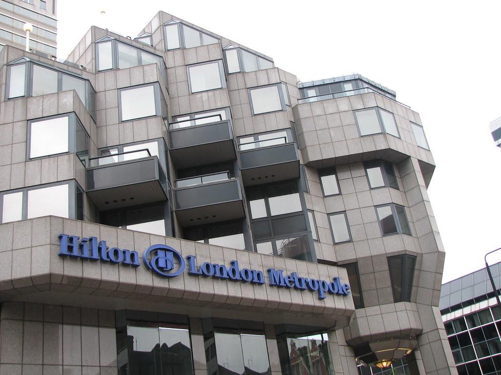 my hotel in London