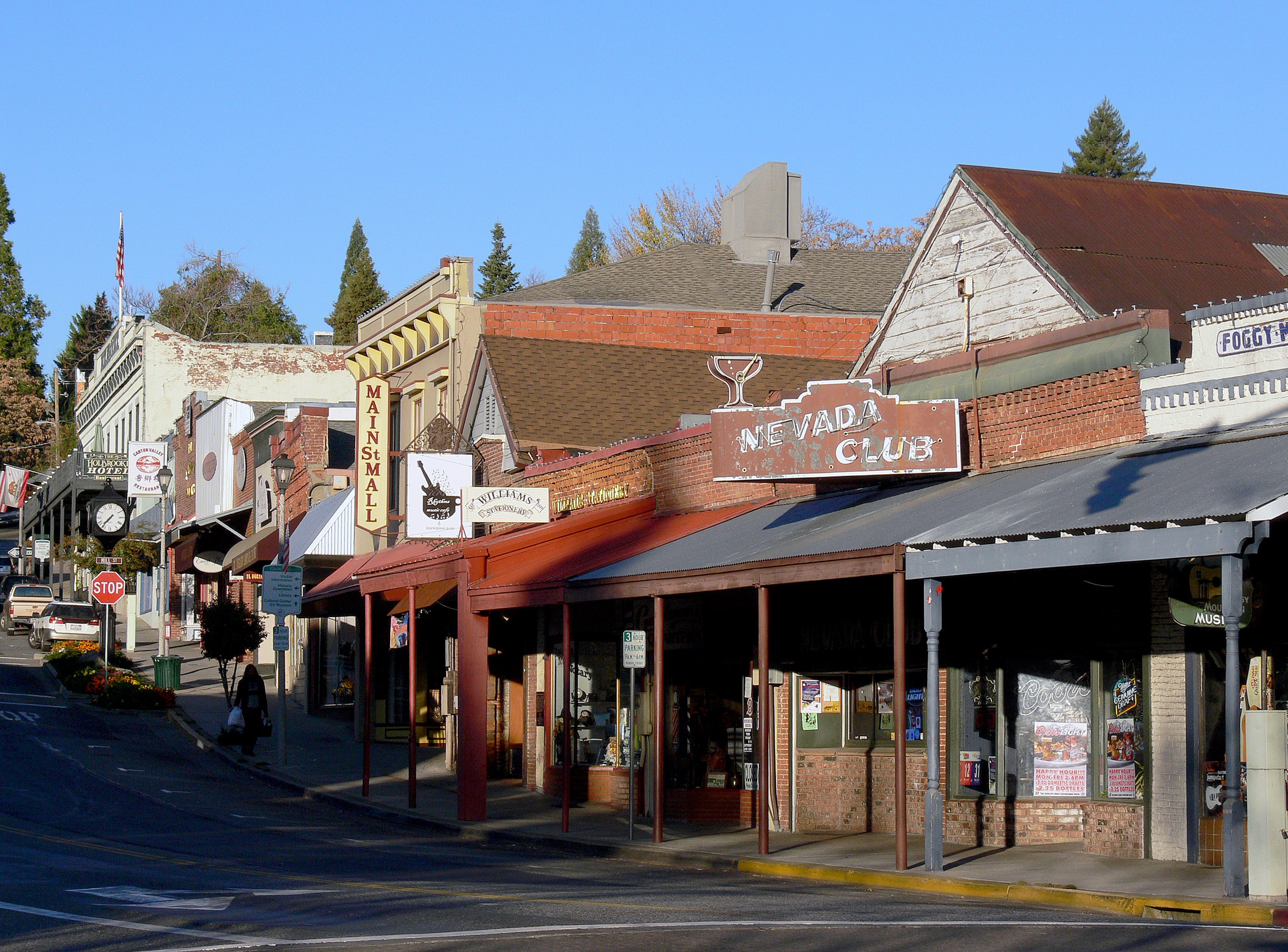 Dating grass valley california