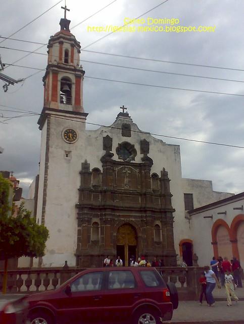 Circuito Queretaro San Juan Del Rio : Templo de santo domingo san juan del rio queretaro