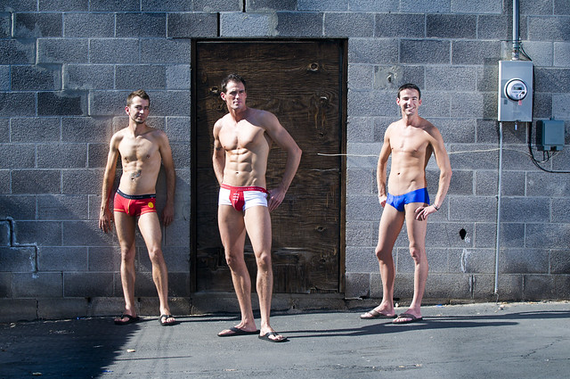 Q Salt Lake Speedo/Underwear Photos. I was asked to photograph male models ...