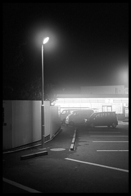 Night light: convenience store