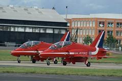Farnborough Air Show, July 2008