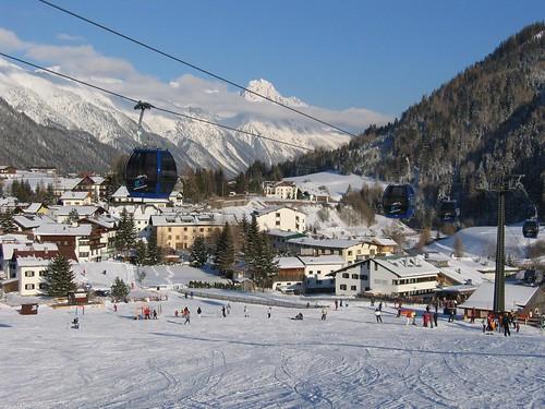 Weekend skiing in St. Anton
