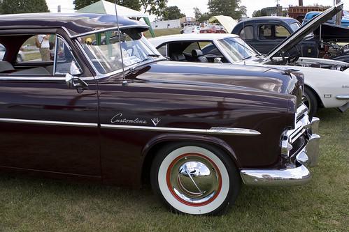 1952 ford customline art work for 1952 ford customline 2 door