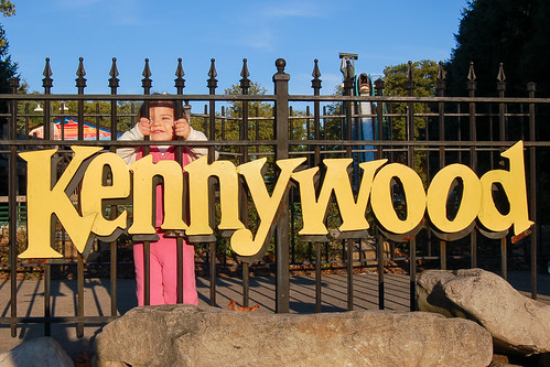Kennywood Fence