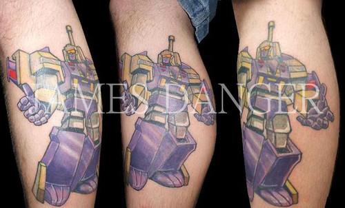 Tattoo Transformer