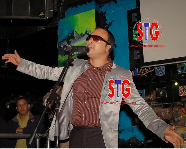Zacarias Ferreira En Platinium Night Club, Providence