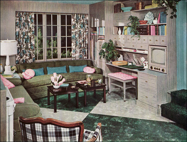 1953 Armstrong Living Room Flickr Photo Sharing