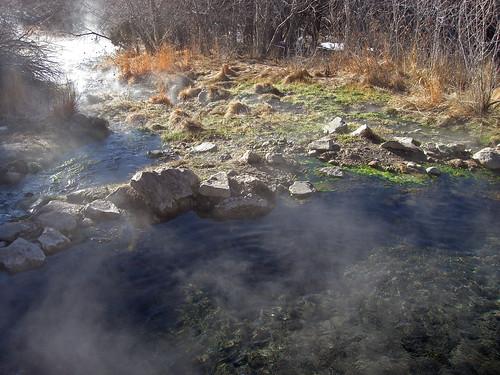 Valley view hot springs colorado have